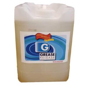 grease release