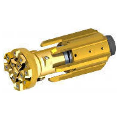 percussion milling cutter