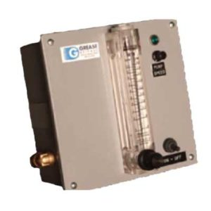 grease release metering system