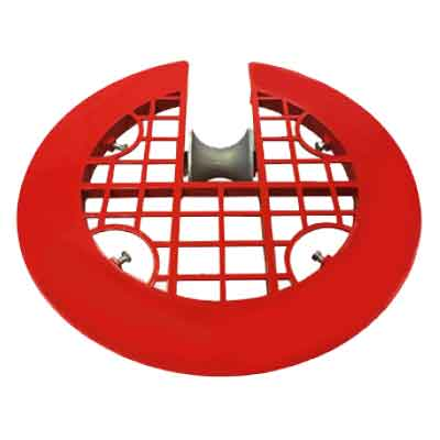 safety roller grill